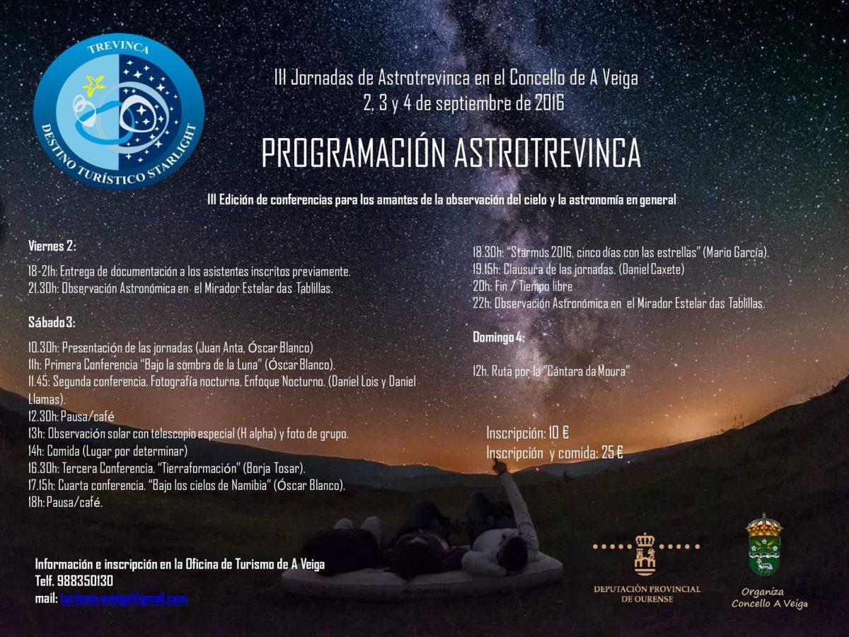 AstroTrevinca 2016